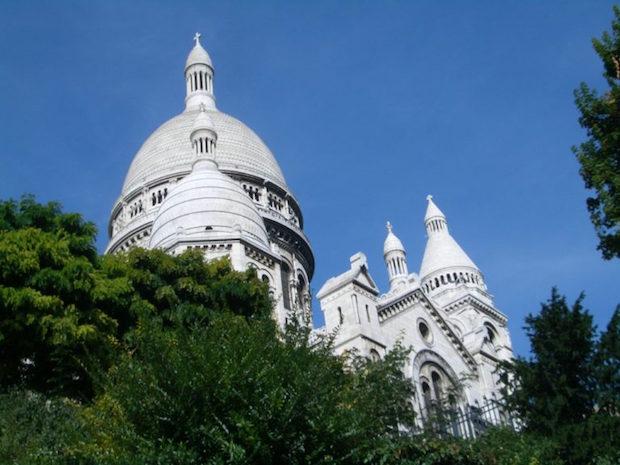 Sacré Coeur Montmartre Paris - parisbonjour.dk