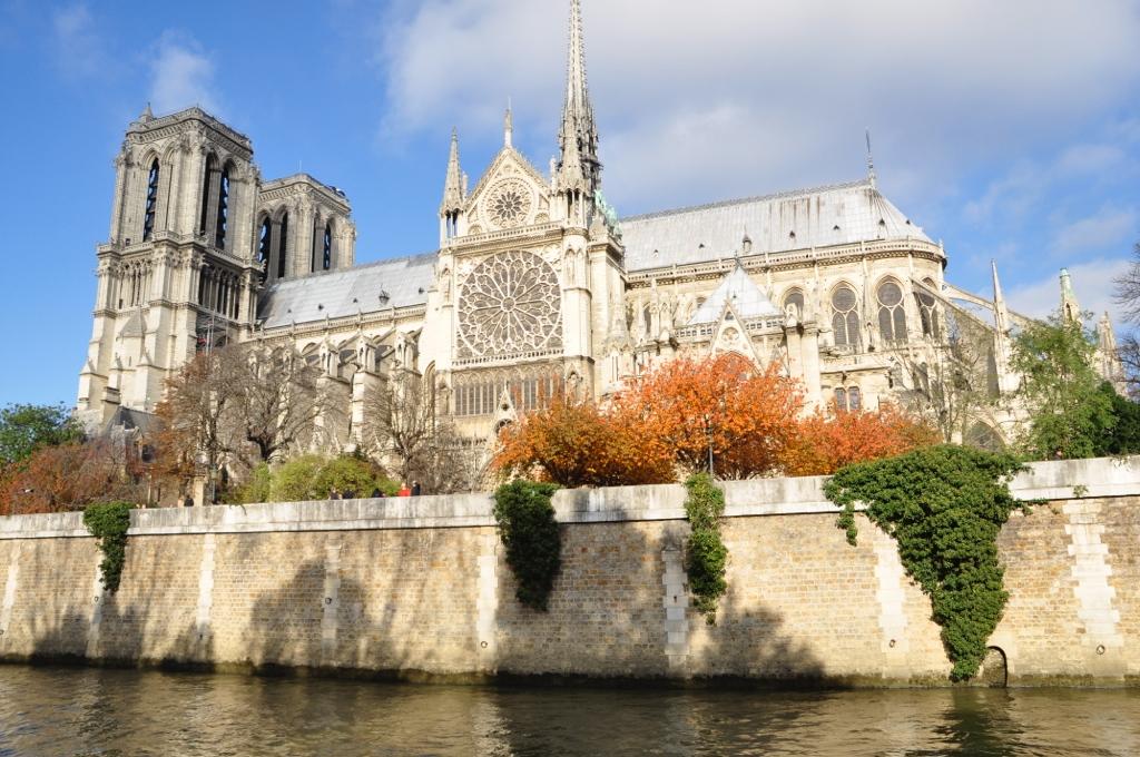 Kirken Notre Dame i Paris - Parisbonjour.dk