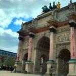 Den lille Triumfbue 'Arc de Triomphe du Carrousel - parisbonjour.dk