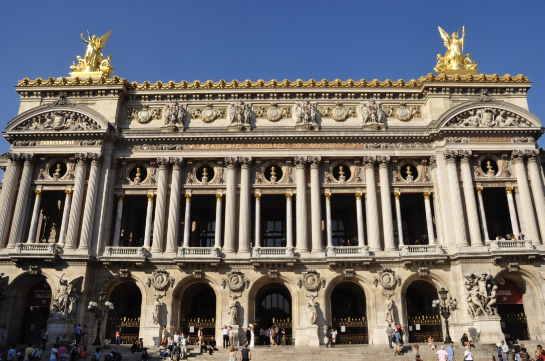 Garnier Operaen Paris - Parisbonjour.dk